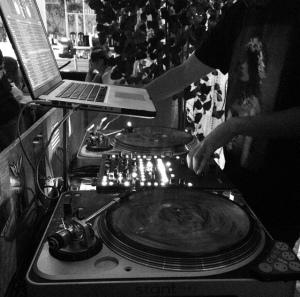 DJ Zo @ the Line Hotel