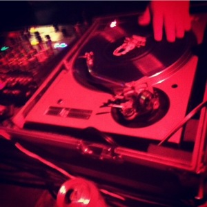 DJ ReMitch @ the Grandstar Jazz Club
